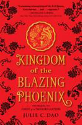 Cover image for Kingdom of the blazing phoenix