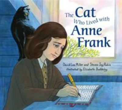 Cover image for The cat who lived with Anne Frank