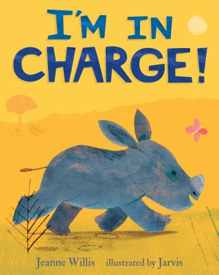 Cover image for I'm in charge