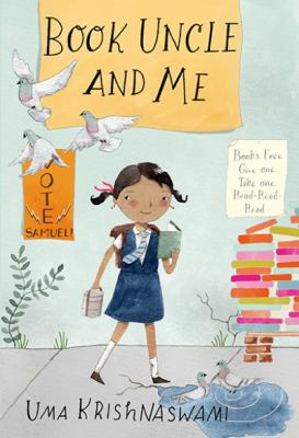 Cover image for Book Uncle and me