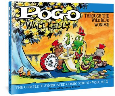 Cover image for Pogo : the complete syndicated comic strips