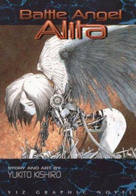 Cover image for Battle Angel Alita