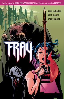 Cover image for Fray