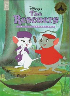 Cover image for Disney's The rescuers : classic storybook.