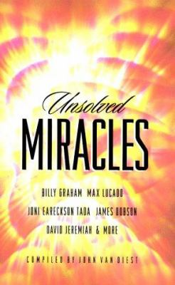 Cover image for Unsolved miracles