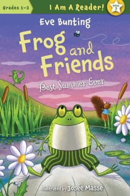 Cover image for Frog and friends : best summer ever