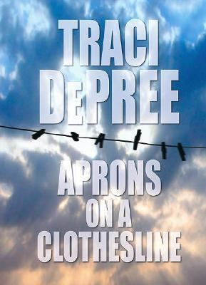 Cover image for Aprons on a clothesline