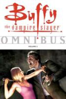 Cover image for Buffy the vampire slayer omnibus. Vol. 2.