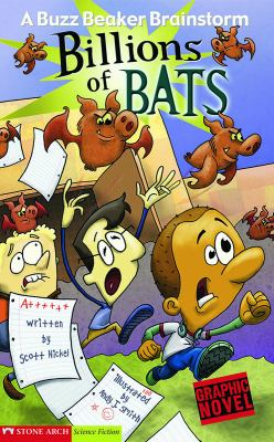 Cover image for Billions of bats