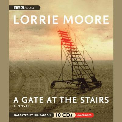 Cover image for A gate at the stairs a novel