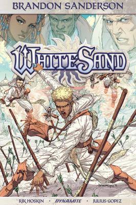 Cover image for White sand. [Volume 1]