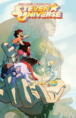 Cover image for Steven Universe