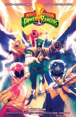 Cover image for Mighty Morphin Power Rangers
