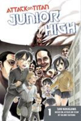 Cover image for Attack on Titan : Junior high