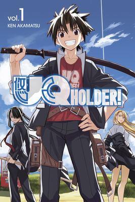 Cover image for UQ holder!