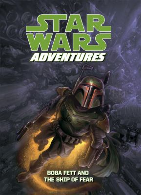 Cover image for Boba Fett and the ship of fear