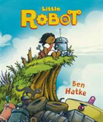 Cover image for Little robot
