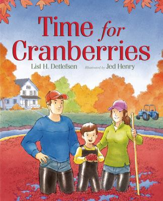 Cover image for Time for cranberries