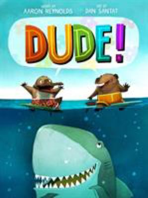 Cover image for Dude!