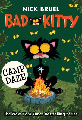 Cover image for Bad Kitty. Camp Daze