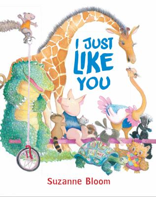 Cover image for I just like you
