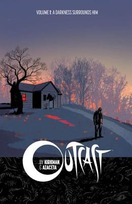 Cover image for Outcast by Kirkman & Azaceta