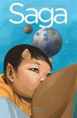 Cover image for Saga