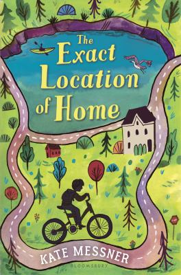Cover image for The exact location of home