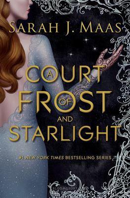 Cover image for A court of frost and starlight