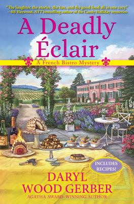 Cover image for A deadly éclair