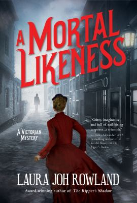 Cover image for A mortal likeness : a Victorian mystery