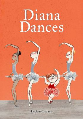 Cover image for Diana dances