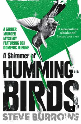 Cover image for A shimmer of hummingbirds