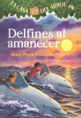 Cover image for Delfines al amanecer