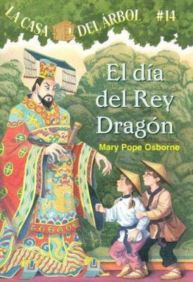 Cover image for El día del Rey Dragón