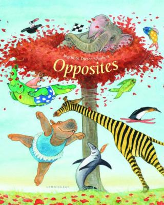 Cover image for Opposites