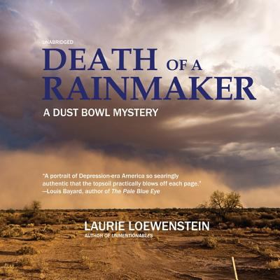 Cover image for Death of a rainmaker