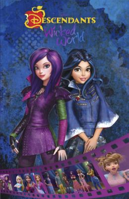 Cover image for Descendants, wicked world : cinestory comic