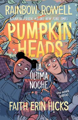 Cover image for Pumpkinheads : la última noche