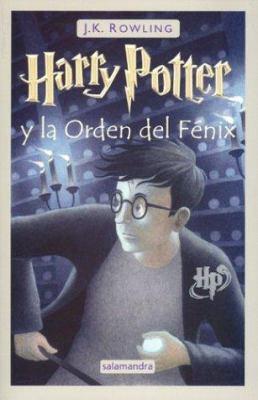 Cover image for Harry Potter : y la orden del Fénix