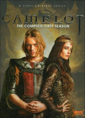 Cover image for Camelot. The complete first season