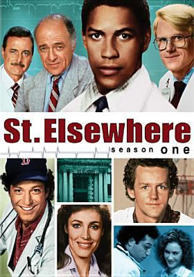 Cover image for St. Elsewhere