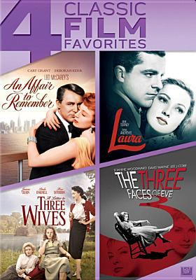 Cover image for 4 classic film favorites.