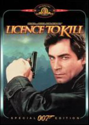 Cover image for Licence to kill