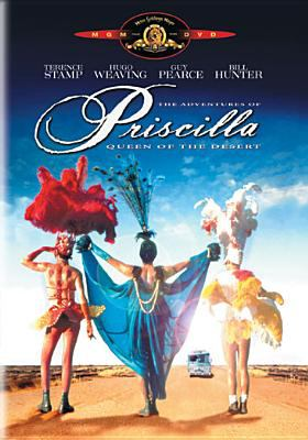 Cover image for The adventures of Priscilla, queen of the desert