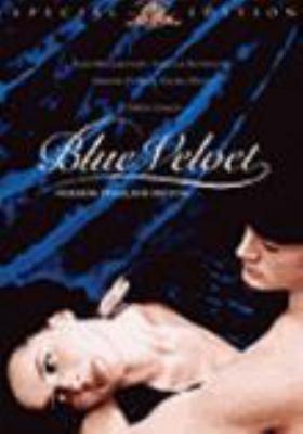 Cover image for Blue velvet