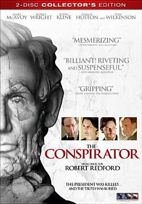 Cover image for The conspirator
