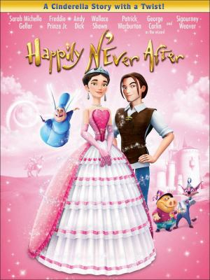 Cover image for Happily n'ever after
