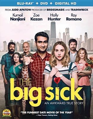 Cover image for The Big Sick DVD