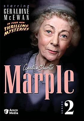 Cover image for Agatha Christie Marple. Series 2